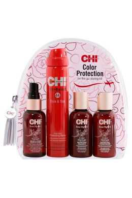 CHI Rosehip Color Protection Pack